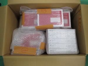 【3月10日】本日各16県より26箱到着しています。