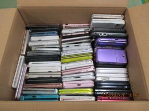 【3月21日~23日】本日各8県より13箱到着しています。